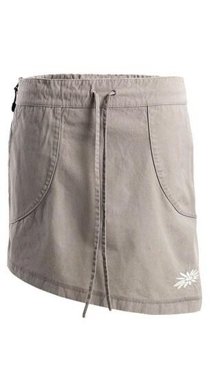 SKHoop Canvas Short Skirt (2012) Lt. Kahki